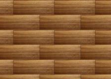 木木条地板纹理 免版税库存图片