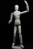 木机器人 库存图片
