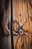 木杆细节  免版税图库摄影