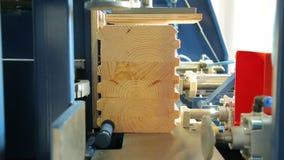 木材加工处理的企业商店木头 影视素材