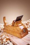 木材加工手工具 图库摄影