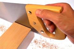 木材加工 免版税库存照片