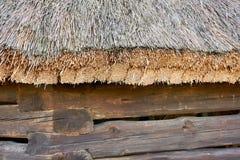 木材和石渣 免版税库存照片