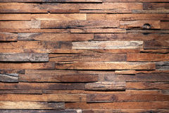 木材木头墙壁 免版税库存照片