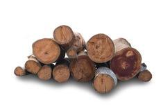 木材纹理; 在木材切口的日志的联络眼 库存照片