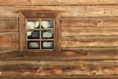 木村庄墙壁 库存照片