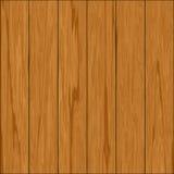木条地板无缝的木头 库存照片