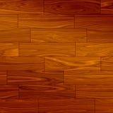 木条地板无缝的木头 免版税库存图片