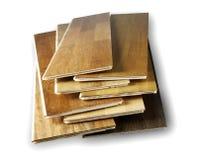 木条地板纹理 免版税图库摄影
