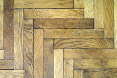 木条地板 免版税库存照片