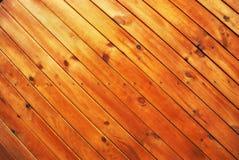 木条地板 库存照片