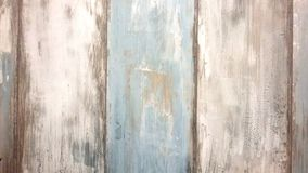 木板、白色和蓝色在减速火箭的样式,老委员会背景 库存照片