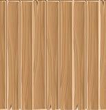 木板条板传染媒介无缝的样式 向量例证