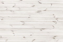 木板条白色纹理背景 库存照片
