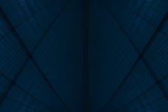 木板条的抽象现代背景 抽象minimalistic样式相交的小条 免版税库存图片