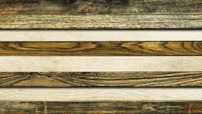 木板条移动水平和分离 影视素材