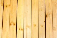 木板条背景,自然木纹理 免版税库存图片