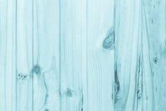 木板条蓝色纹理背景 木所有古色古香崩裂 图库摄影