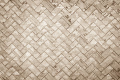 木板条褐色纹理背景 木所有古色古香崩裂 免版税图库摄影