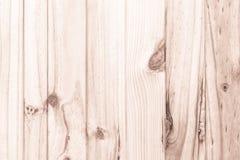 木板条褐色纹理背景 木所有古色古香崩裂 免版税库存图片