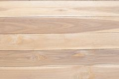 木板条褐色纹理背景 免版税图库摄影