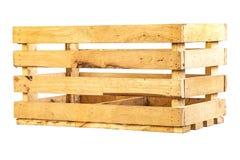 木板箱 免版税库存照片