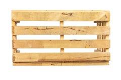 木板箱 免版税库存图片