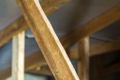木板,屋顶的建筑的元素 库存照片