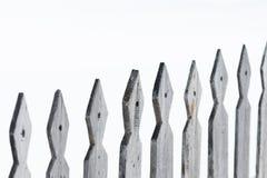 木栅 免版税库存图片