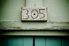 305木标志 库存图片