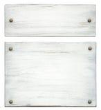 木标签 库存图片