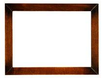 木框架的照片 免版税图库摄影