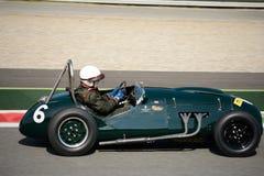 1953年木桶匠布里斯托尔MkII T23惯例2汽车 库存图片
