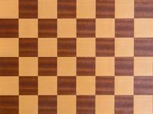 木棋枰背景的正方形 免版税库存照片