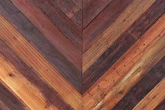 木棕色板条 免版税库存照片