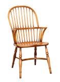 木椅子 图库摄影