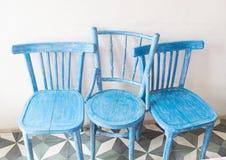 木椅子 免版税库存照片
