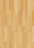 木楼层的纹理 免版税库存照片
