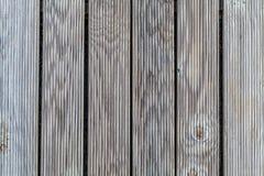 木楼层 免版税库存照片