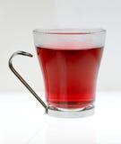 木槿茶 库存照片