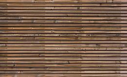 木模式的板条 免版税库存照片