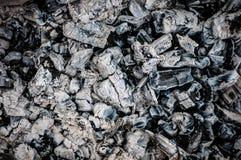 木炭团 库存图片