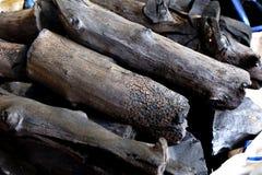 木炭 免版税图库摄影