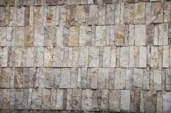木瓦墙壁 免版税图库摄影