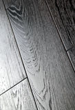 木瓦片背景  免版税图库摄影