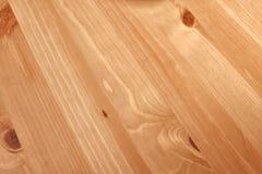 木甲板木材 免版税库存照片