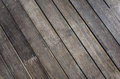 木甲板 库存照片