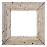 木画框 免版税库存照片