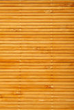 木的席子 免版税库存照片