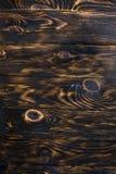 木的接近的纹理 木墙壁由委员会做成 免版税库存照片